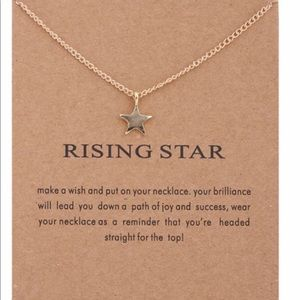 Rising Star Chain Necklace ⭐️